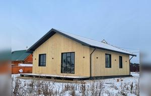 Дом в КП Чистые Росы 2 в Екатеринбурге