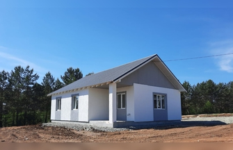 Дом в КП Чистые Росы в Екатеринбурге